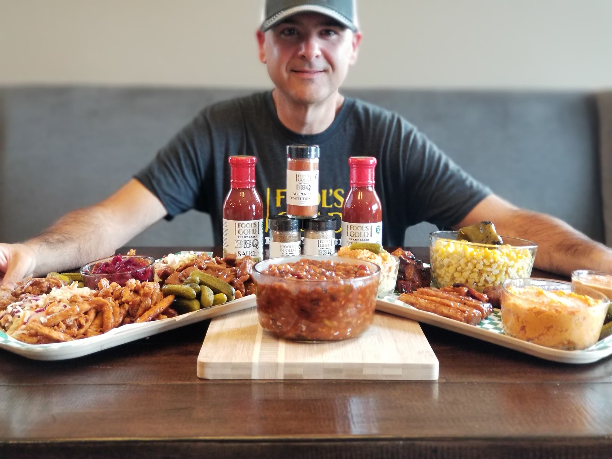 How I turned Award-Winning BBQ Sauce and Rubs into Amazing Plant based sauces and rubs