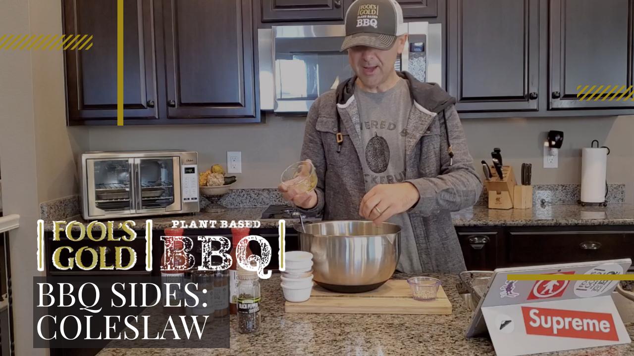 Coleslaw Plant-based BBQ
