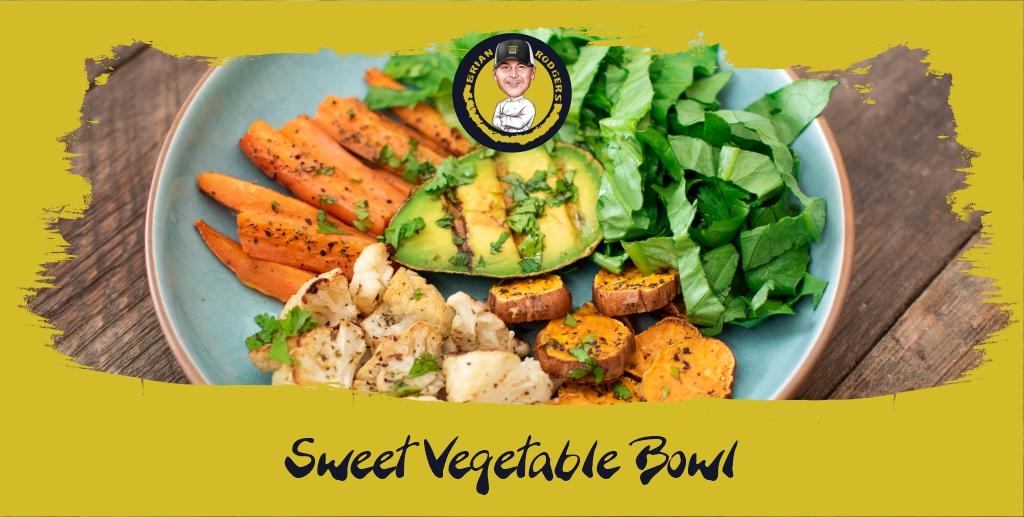 Sweet vegan Bowl