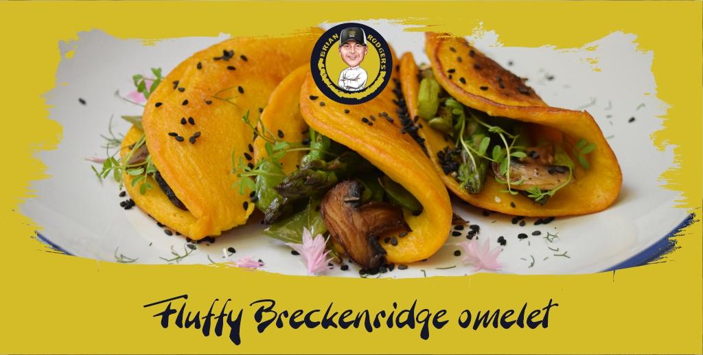 Fluffy Breckenridge Omelet